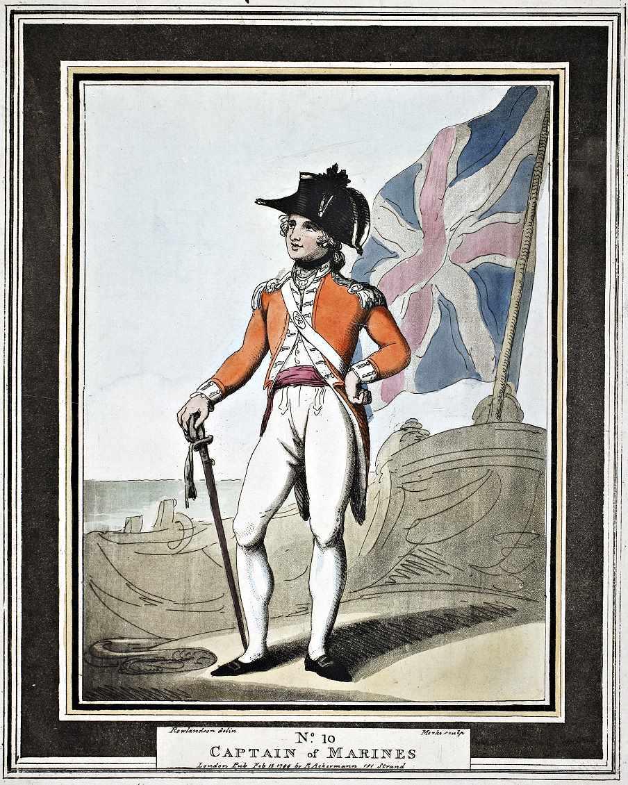 Englische Marine